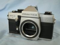 ' 42MM ' Praktica MTL5           M42 SLR Camera £4.99